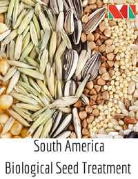 Seed treatment can be defined as the application of chemical ingredients or biological organisms to the seed that enables in suppressing, controlling or repelling plant pathogens, insects, or other pests that attack seeds, seedlings or plants. The South America Non-Chemical Seed Treatment market was worth around $53.9 million in 2015 and is expected to cross $88.48 million by 2020 growing at the CAGR of 10.4% during the forecast period 2015-2020.