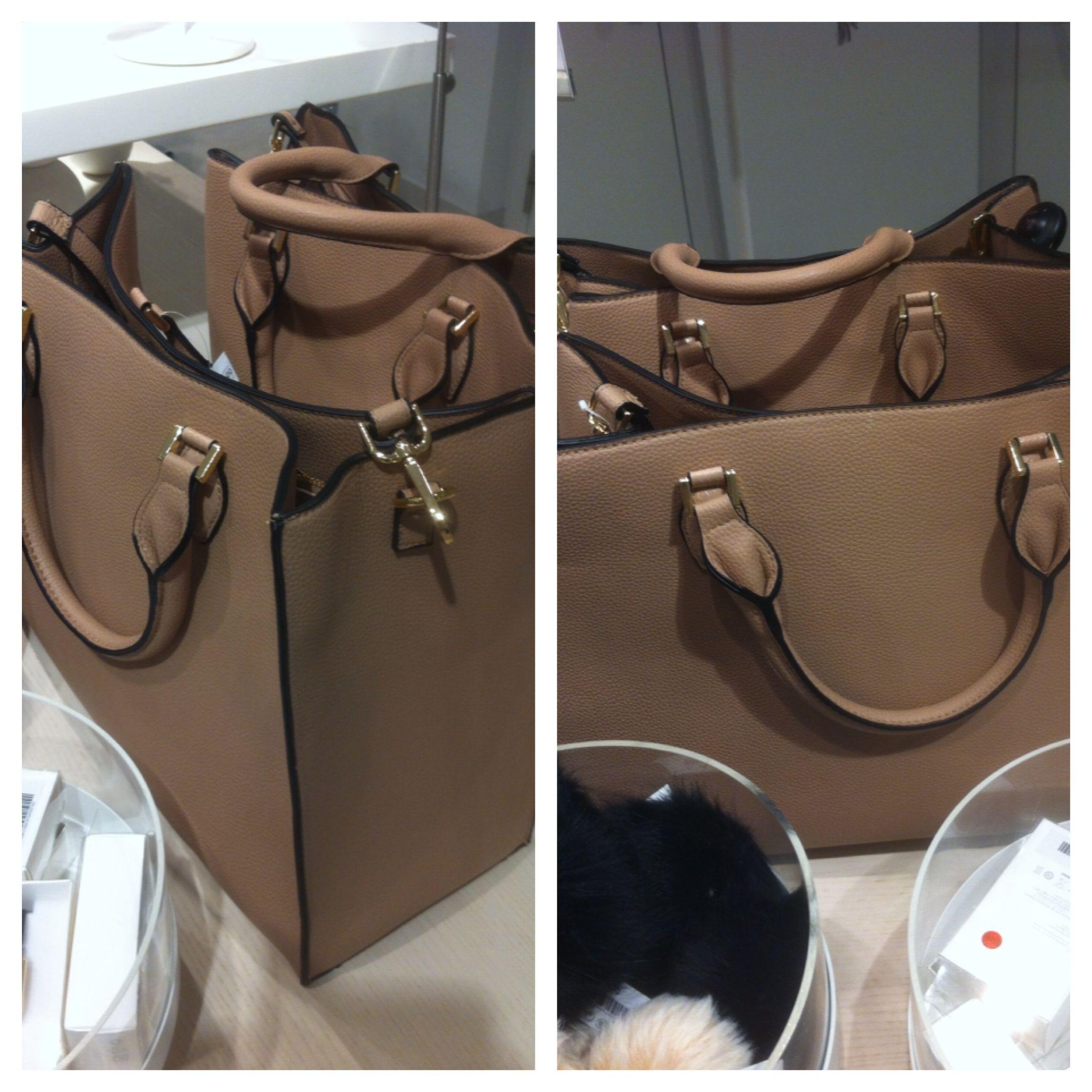 Handtasche mit festem Boden von H&M | (Hand)taschen und ähnliches ...