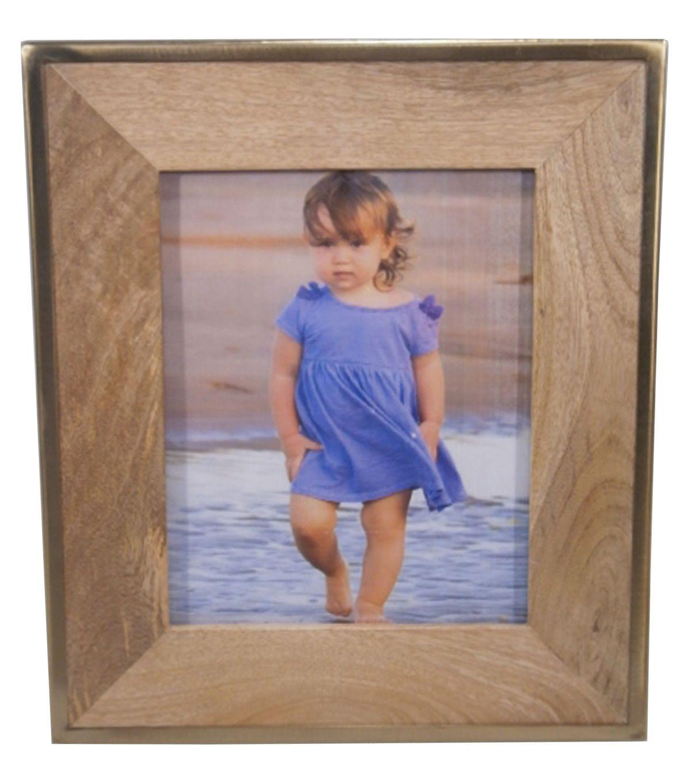 Hudson 43™ Wood & Metal Photo Frame 8X10   Custom Framing with JOANN ...