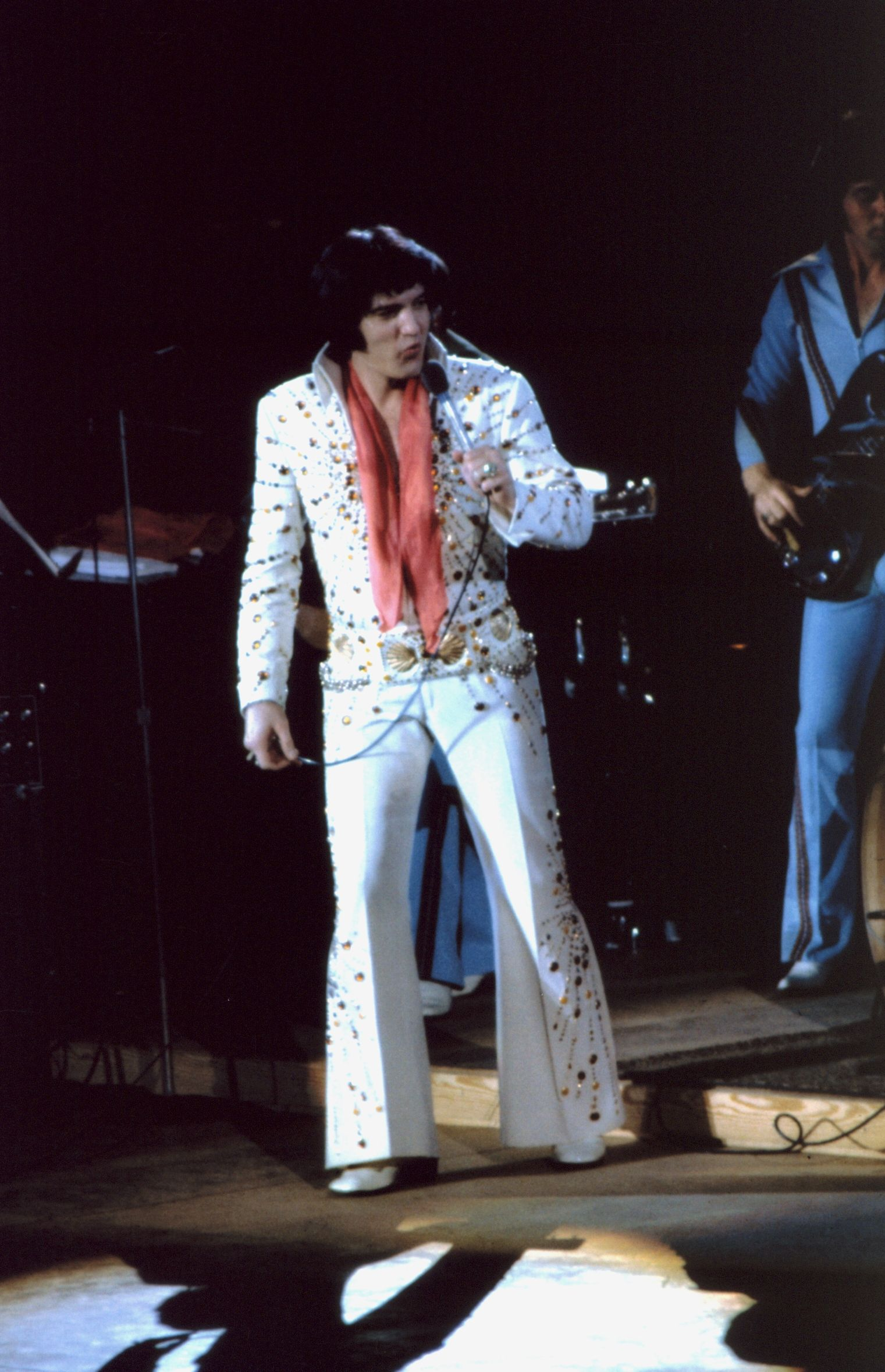 Elvis Presley In Concert Details for 5 March 1974 show in Auburn