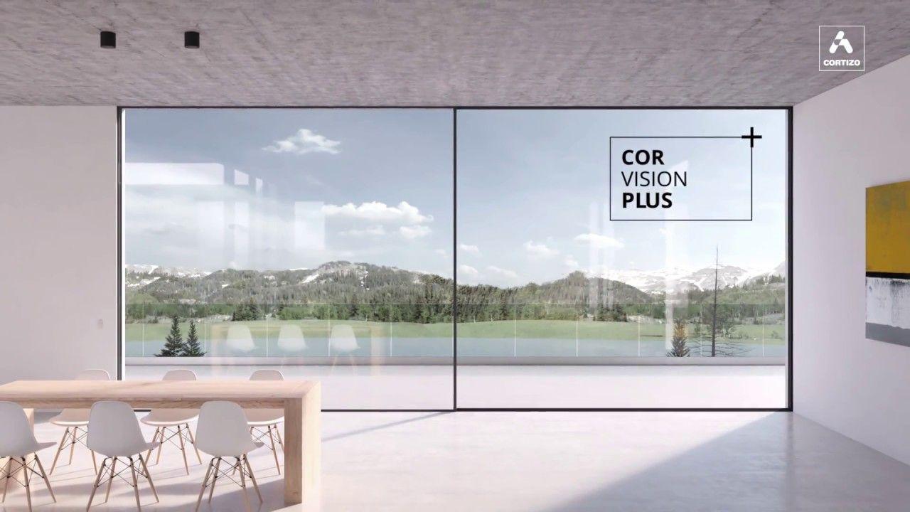Cor Vision Plus Youtube In 2020 Sliding Doors Aluminium Sliding Doors Sliding Door Systems