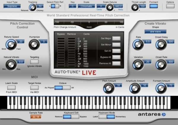 Auto-Tune Live v1 0 1 AU VST RTAS AAX MAC OSX-OPENSSH, VST