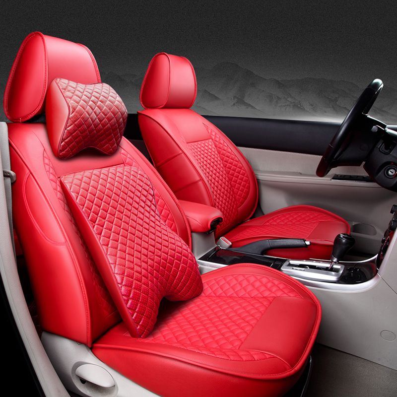 Special High quality Leather car seat cover For SEAT LEON