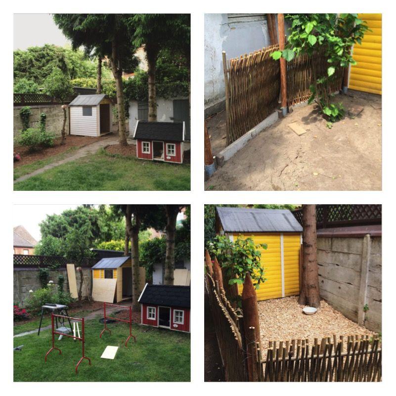 Unsere Huhner Huhner Im Garten Huhnergehege Huhner