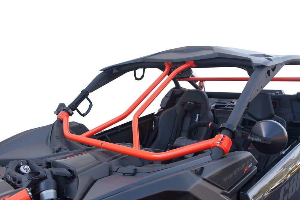 Dragonfire Racepace Intrusion Bar For Can Am Maverick X3 Crawltech Offroad Can Am Side By Side Accessories Canning