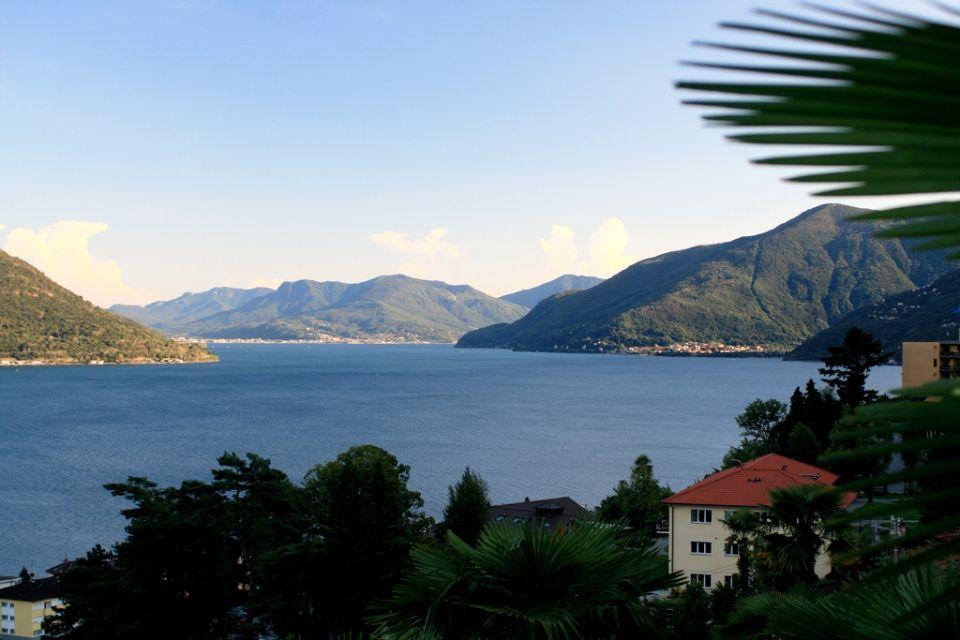 Lake Maggiore-Northern Italy