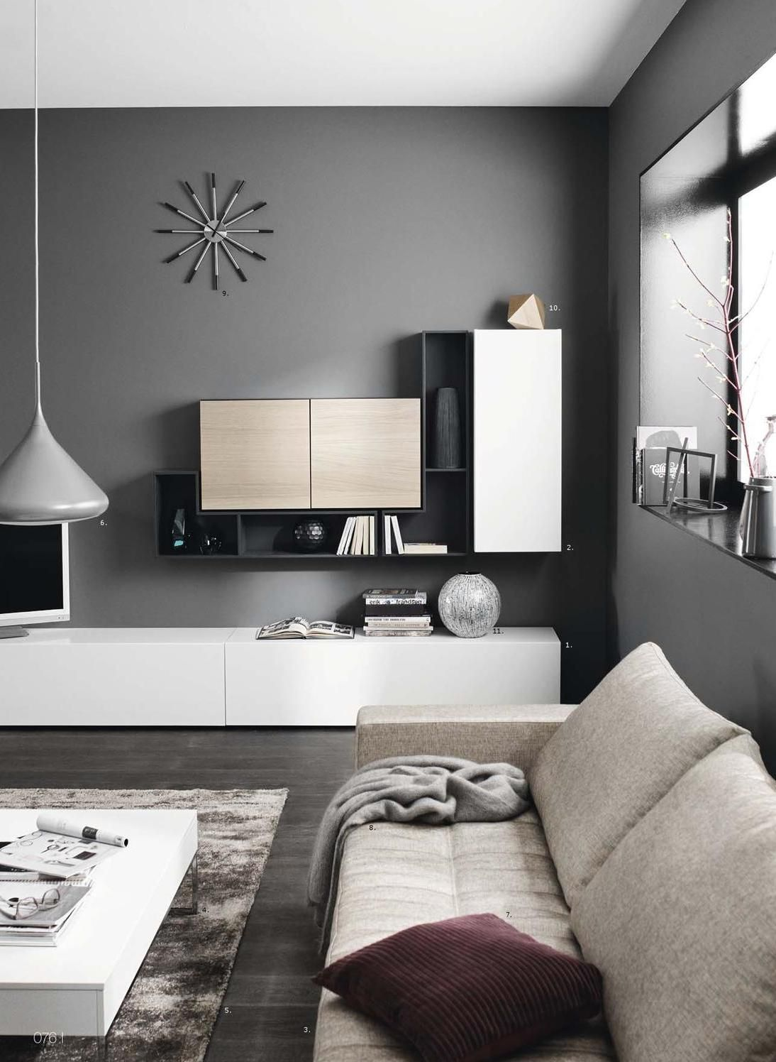 boconcept nappali pinterest mueble tv tv y casas modernas. Black Bedroom Furniture Sets. Home Design Ideas