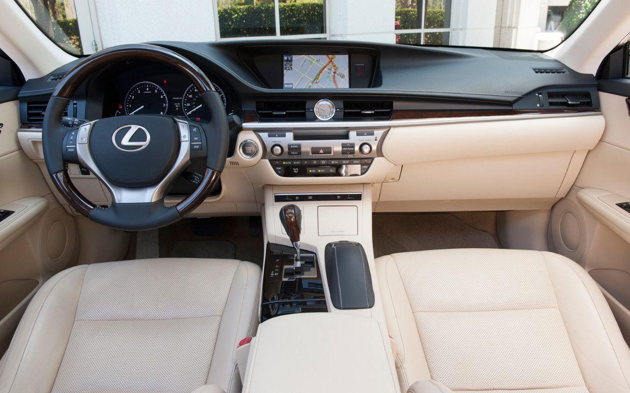 Lexus Es 350 Interior 2015   Lexus ES 350 2015 An Uphold Division Of  Competition U2013