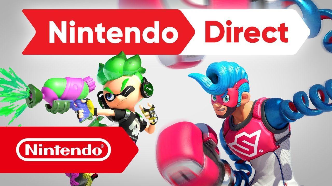 Nintendo direct 12042017 nintendo nintendo switch