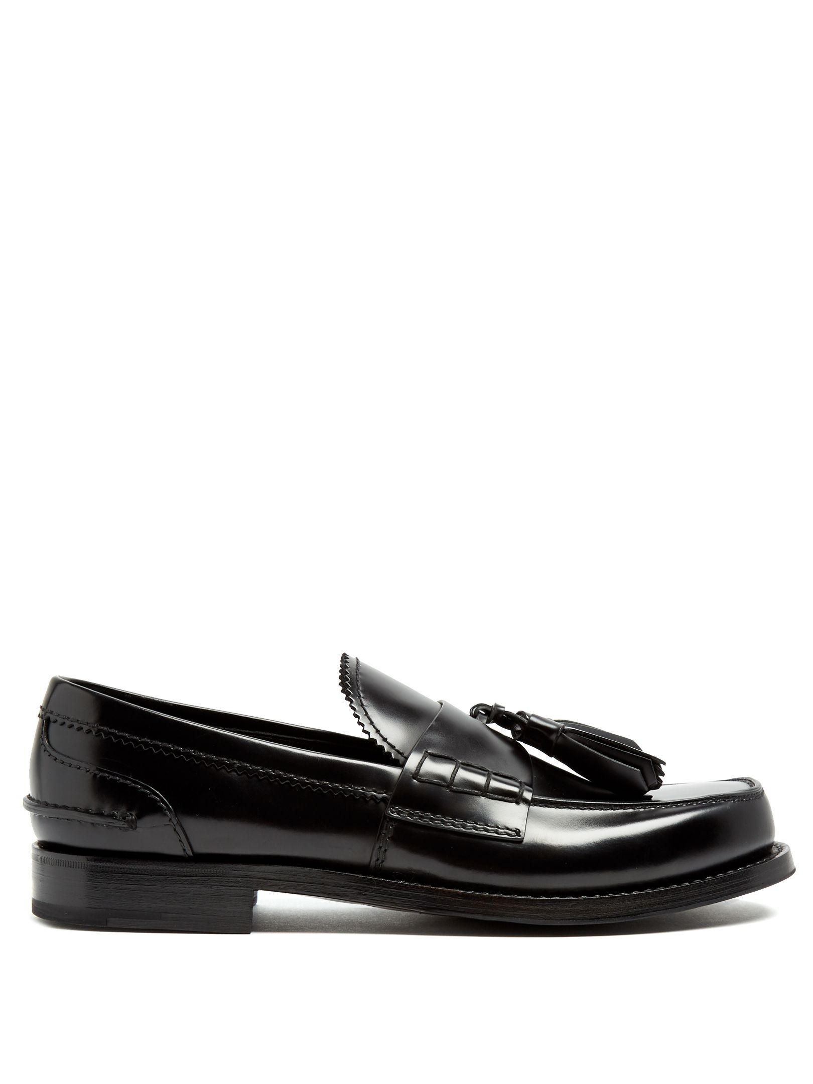 Pradatasselled loafers