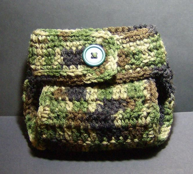 Free Pattern: Diaper Covers Newborn | Crocheted Diaper Covers ...