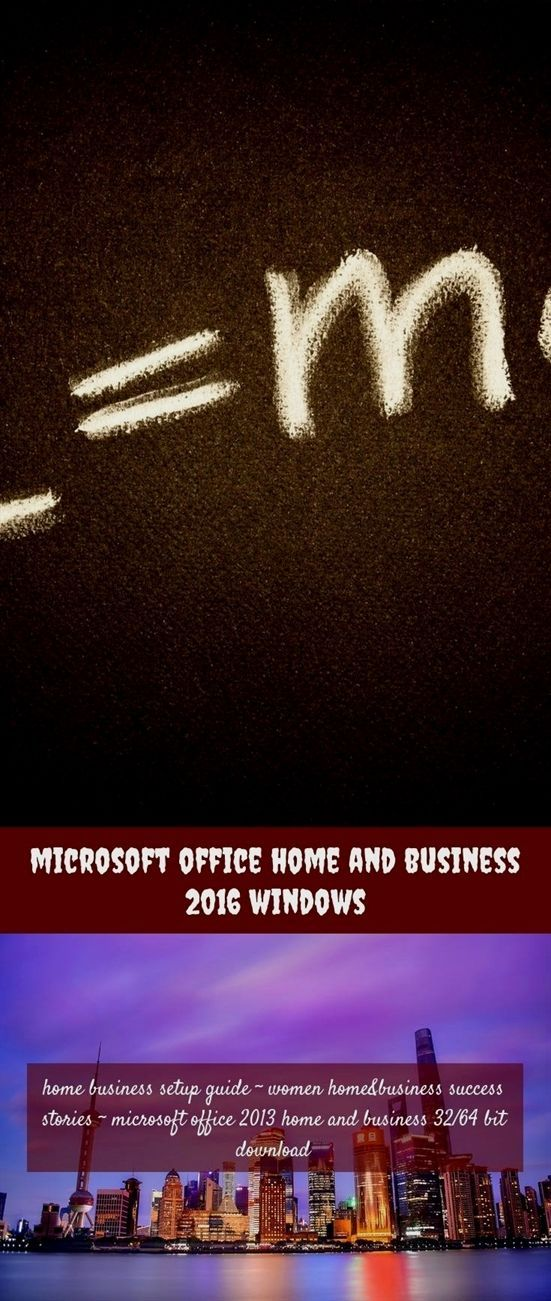 microsoft office #home and business 2016