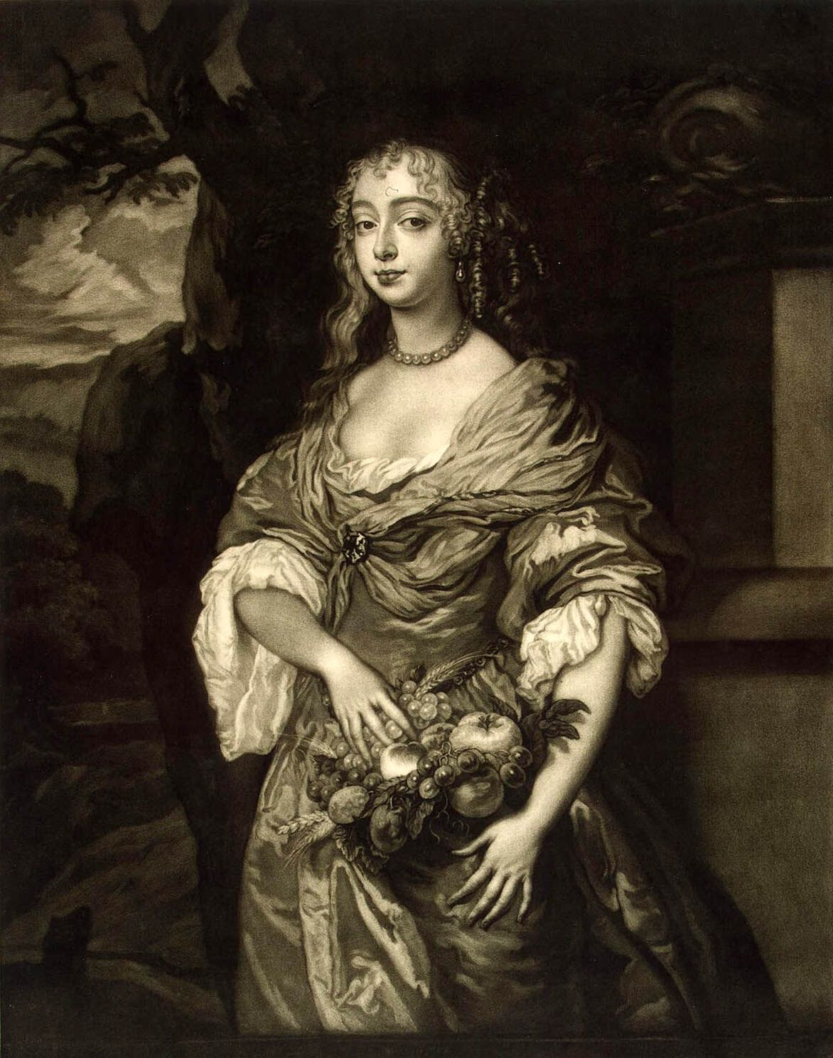 Mac-Ardell James - Portrait of Lady Middleton