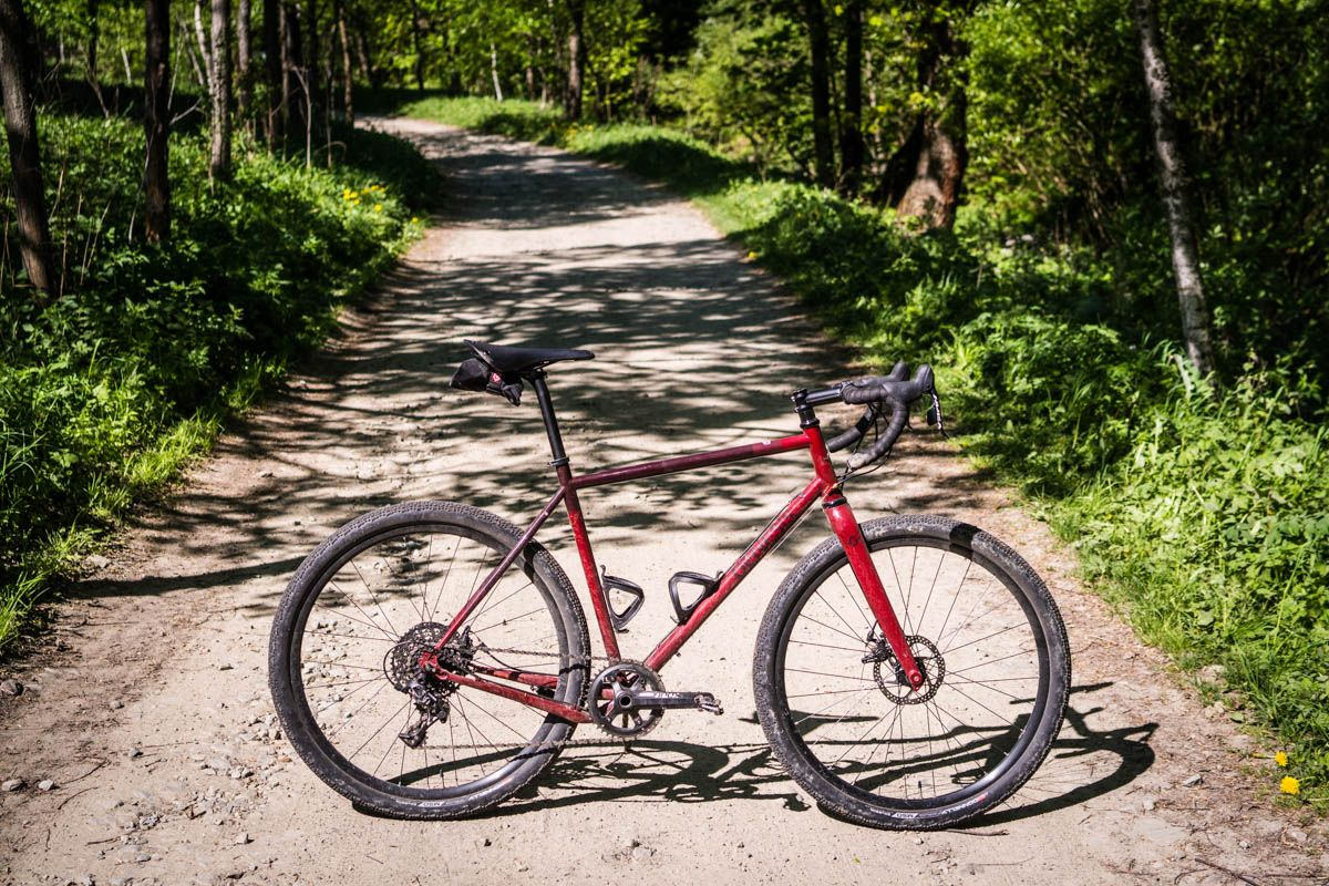 cc77622b427 Podia - The Genesis Fugio 1x Gravel Bike Review and Gallery