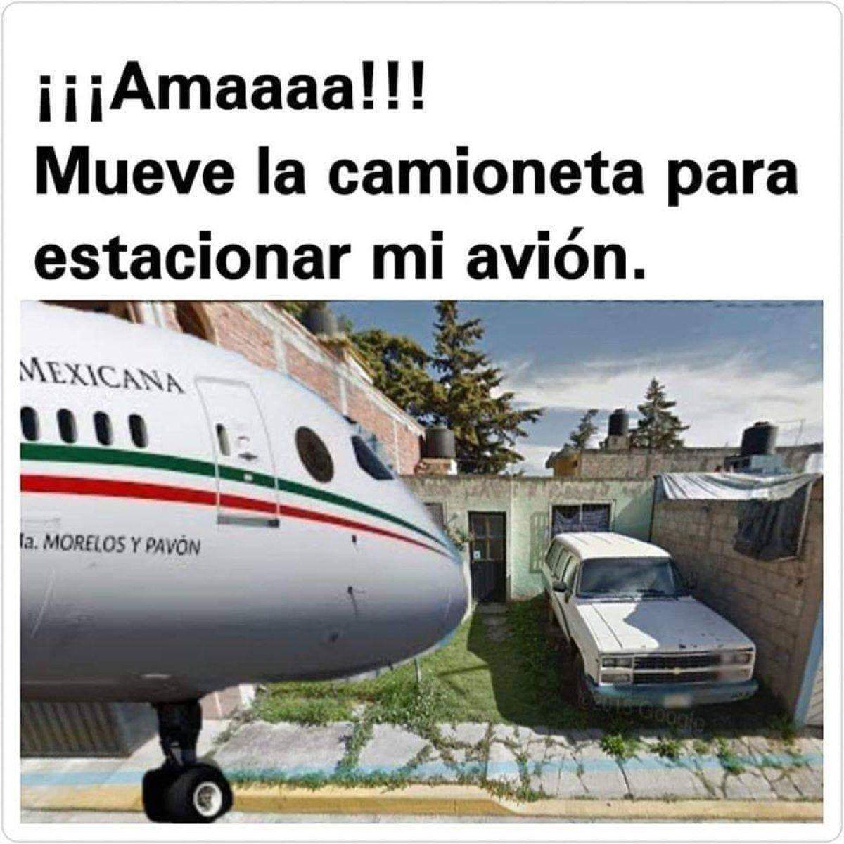 Memes Avion Presidencial Rifa