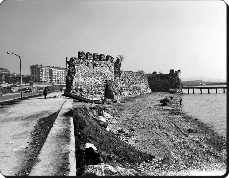 Samatya, 1960'lar.