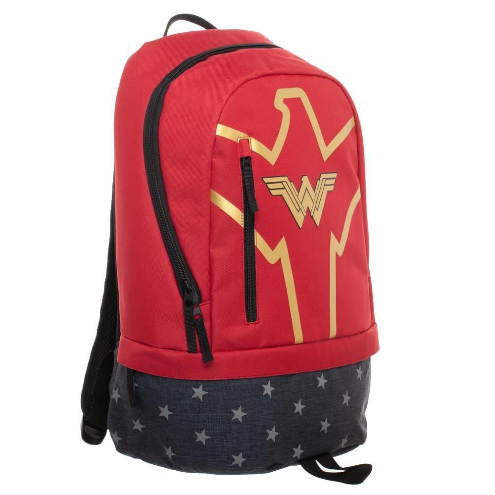 b079496f997d Wonder Woman Backpack – Stella s Black Sheep Boutique Cool Backpacks