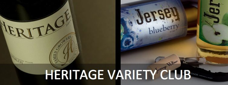 Heritage Variety Club Membership – Heritage Vineyards Online Store