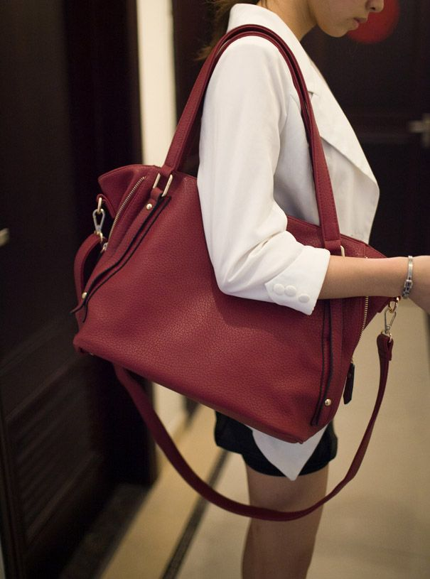 Short shoulder bags – Trend models of bags photo blog