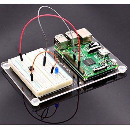 Pin En Raspberry Pi B