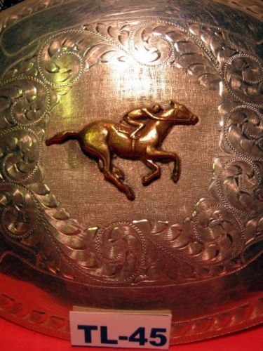 Big-SOLID-STERLING-SILVER-Front-BOYD-Jockey-Horse-Racing-Belt-Buckle $395 or -MAKE-OFFER We are OLDWEST on eBay and have over 1200 vintage belt buckles listed us. Here is the link: http://stores.ebay.com/OWN-A-PIECE-OF-THE-OLDWEST E-Mail us at saddlerestoration@hotmail.com