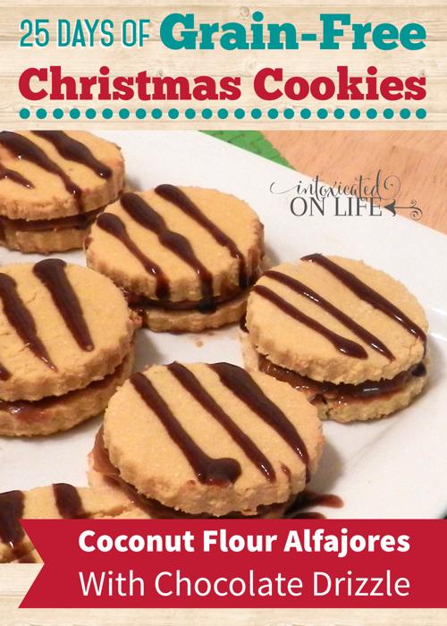 25 Days Of Grain Free Christmas Cookies Intoxicated On Life Tips