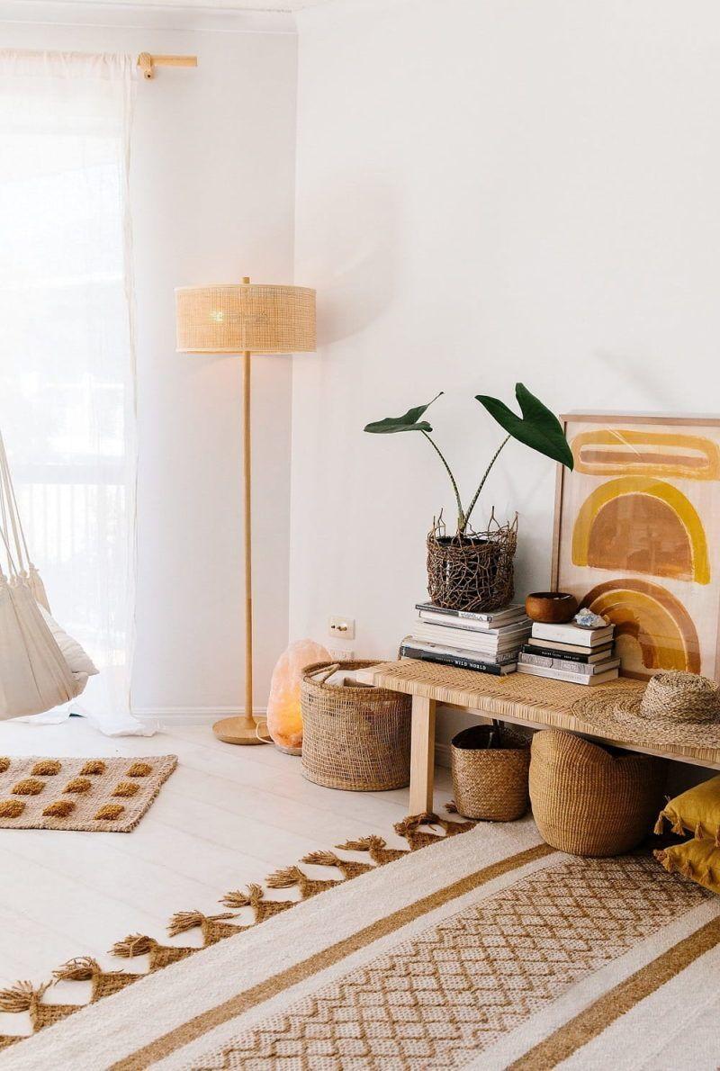 Tapis déco : tendance accumulation dans cuisine, salon, salle de