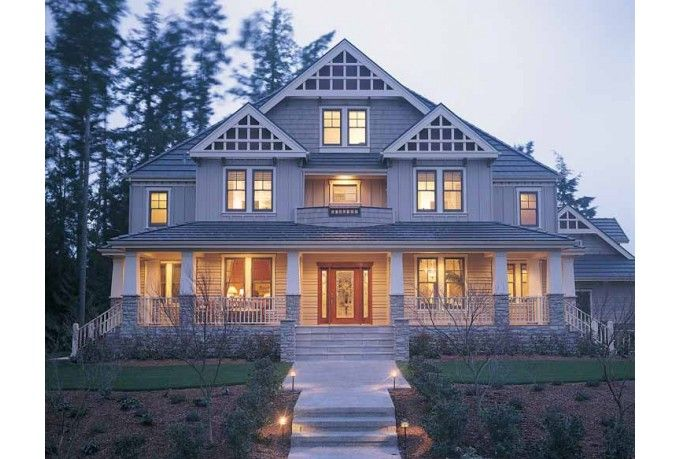 Eplans Craftsman House Plan Lavish Family Luxury 4200 Square Feet And 5 Bedrooms S From Eplans House Plan House Plans Craftsman House Luxury House Plans