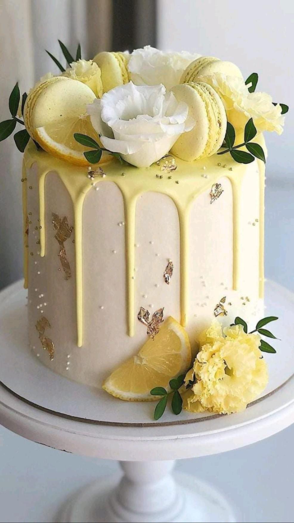 Cake Design Ideas 🎂