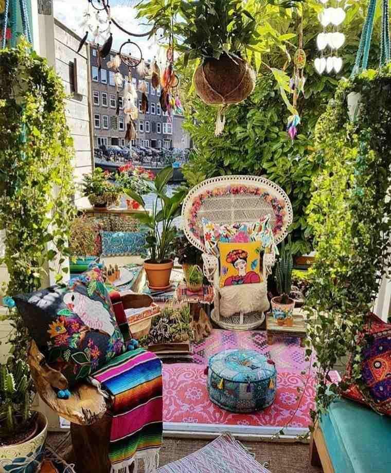 14+ Salon de jardin boheme chic ideas