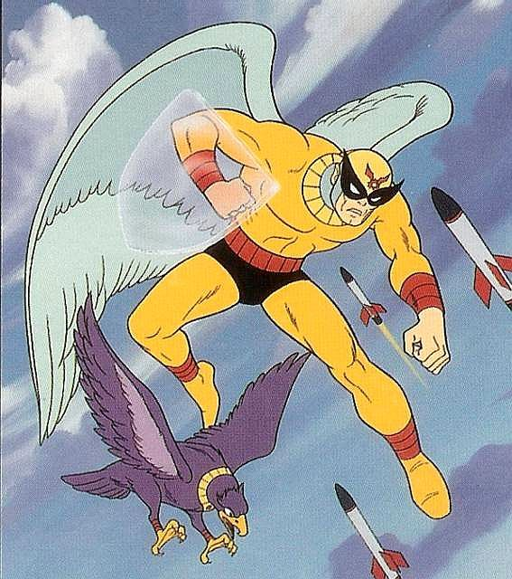 Harvey Birdman Attorney At Law | Michael Lupolover Attorney ...