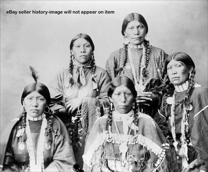 Ute indian women