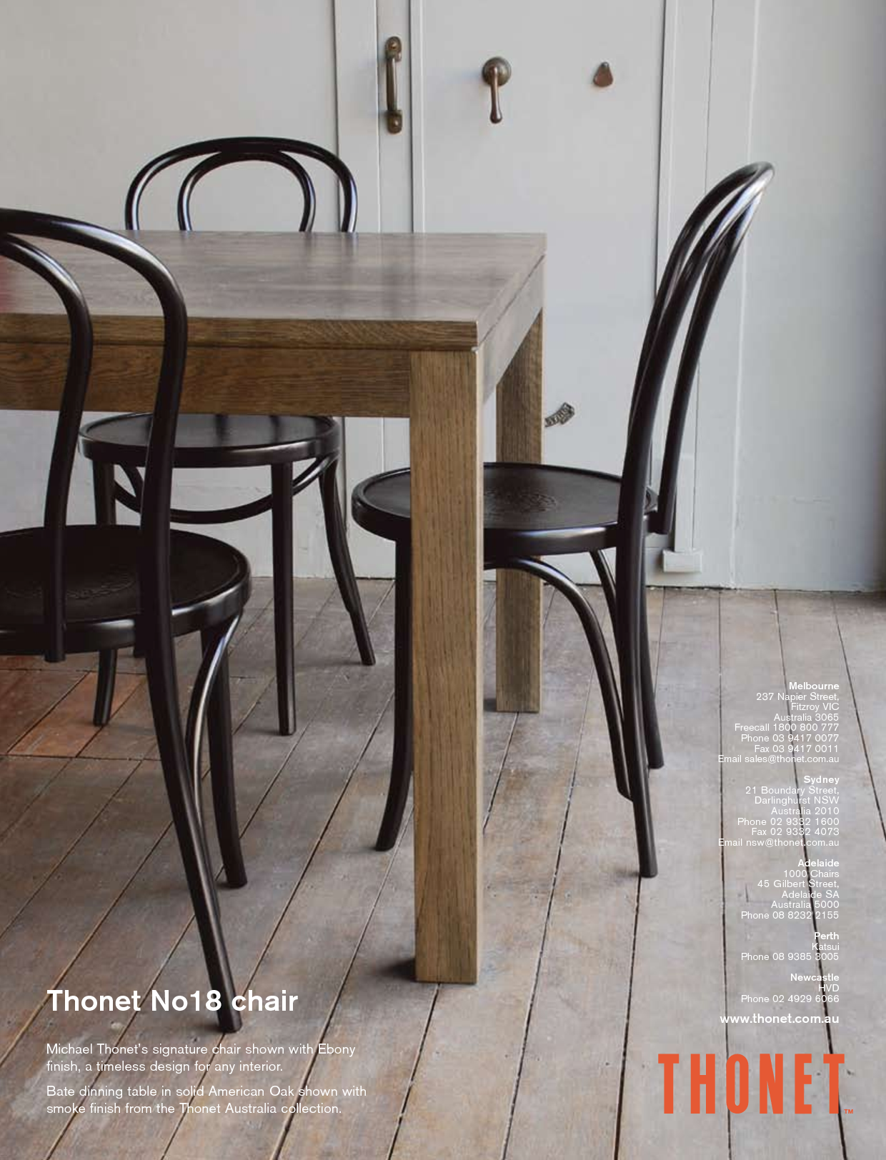 painted thonet chairs with wooden stained table omg dining rooms