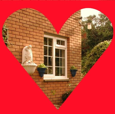 we are feeling the love for our double glazed windows