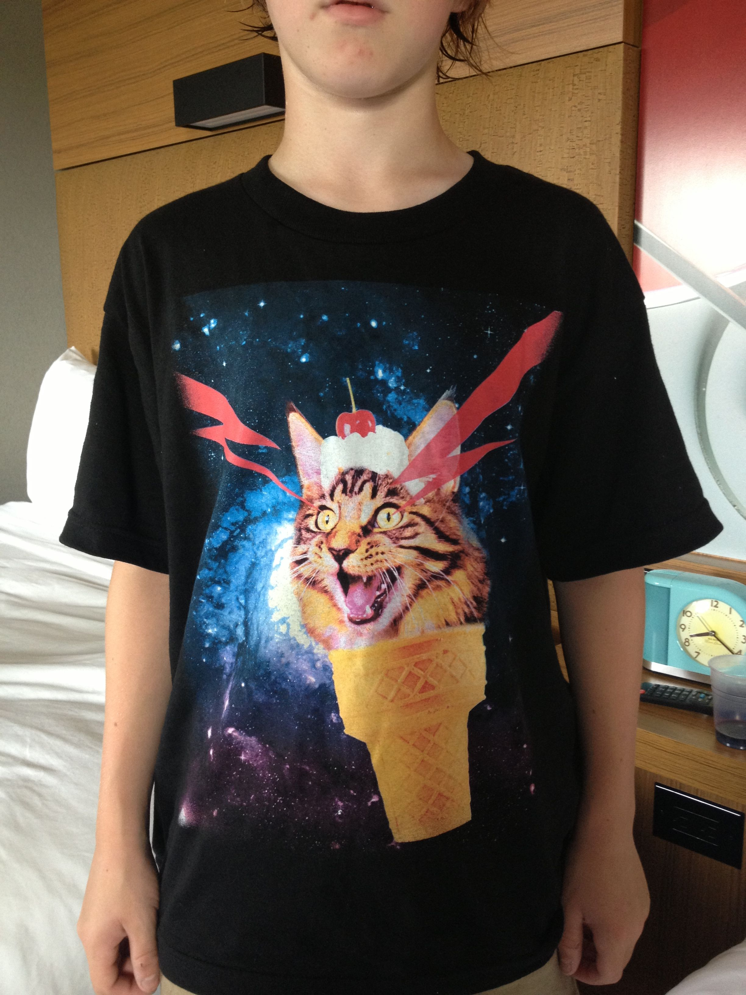 Coolest T-shirt ever.