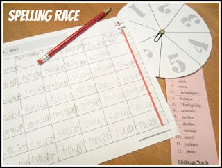 Relentlessly Fun, Deceptively Educational: Top 10 Favorite Spelling Activities of 2012 so clever!