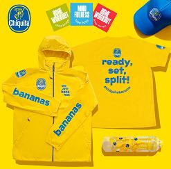 """Concorso Chiquita """"Bollini Fitness 2020"""" vinci fantastici premi"""