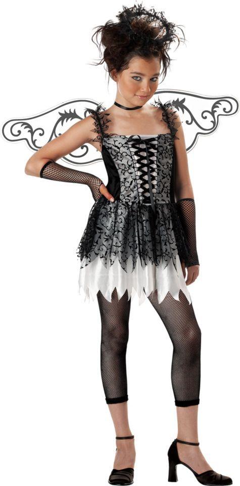 Girls Dark Angel Costume Angel Costumes Girls Costumes