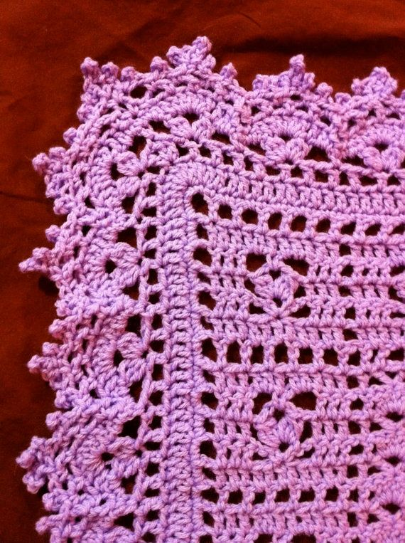 crochet blanket | Baby afghans and blankets | Pinterest | Tejido ...