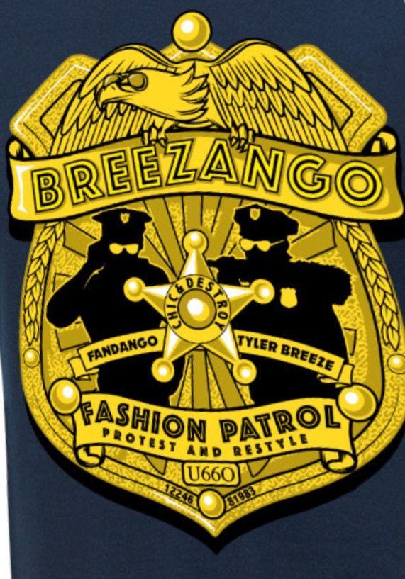 Tyler breeze logo — 1