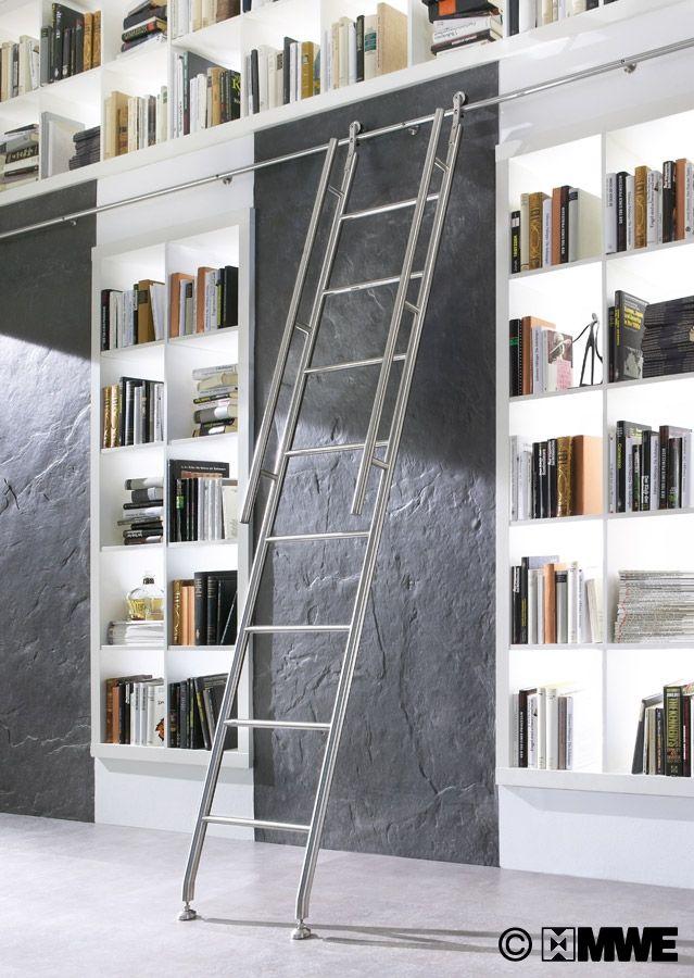 Klassik sliding ladder www.mwe.de