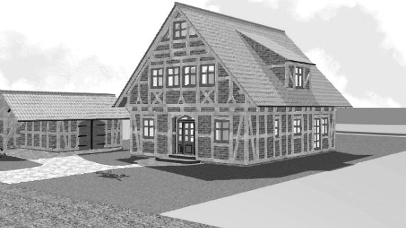 Fachwerkhäuser neu gebaut & Tradition bewahrt