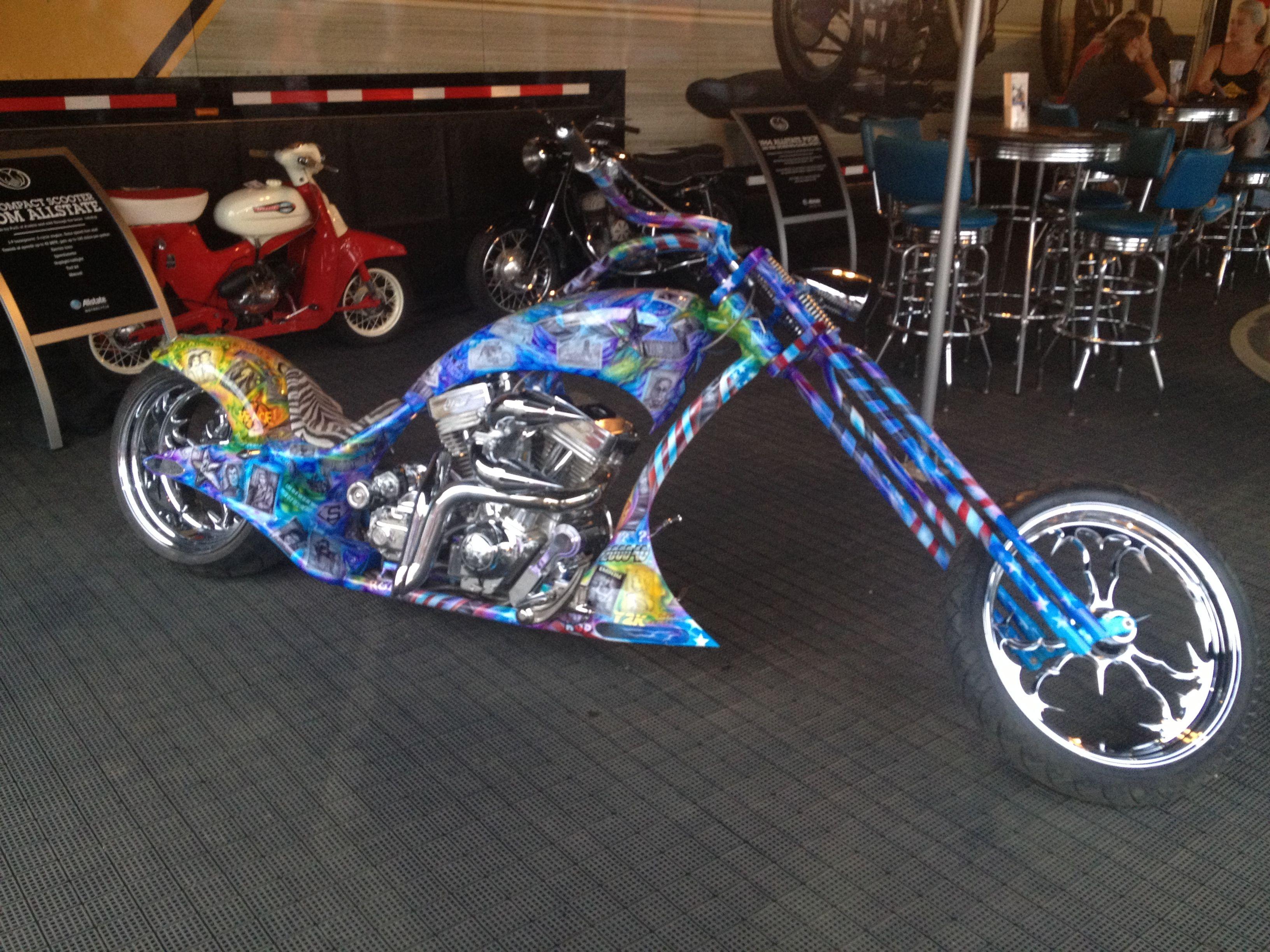 Arlen Ness bike