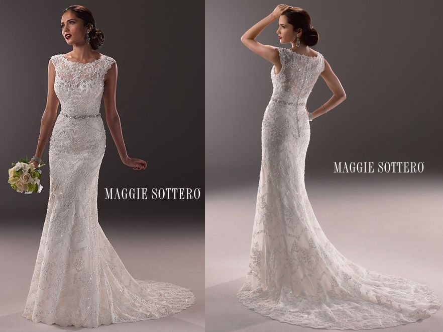 The Dress :) Maggie Sottero Cassidy