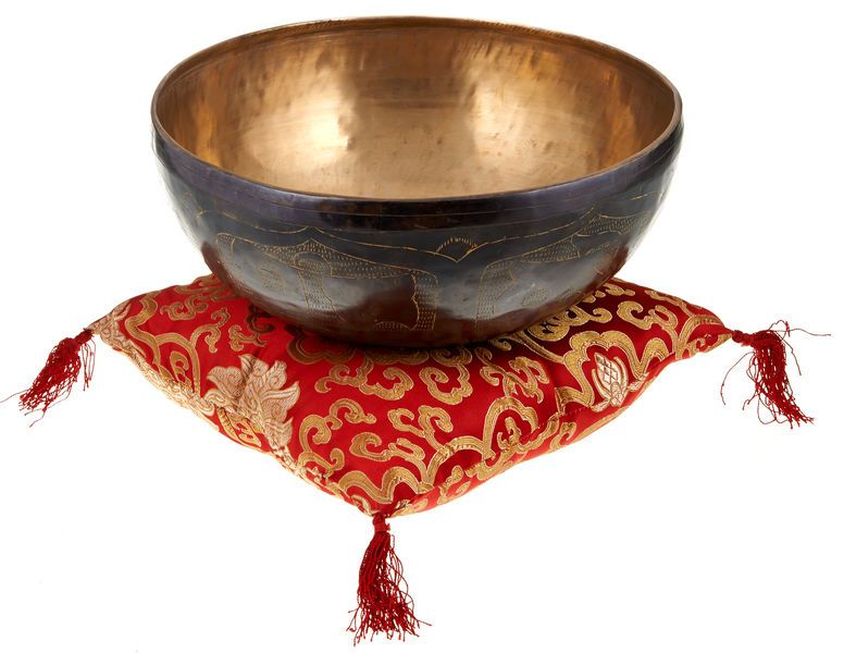 Thomann Tibetan Singing Bowl N5, 2,5kg