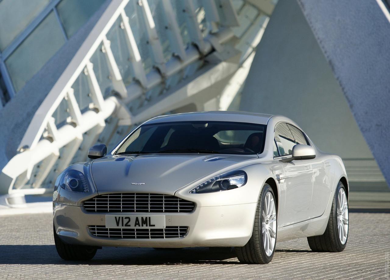 2010 Aston Martin Rapide Aston Martin Rapide Aston Martin Aston