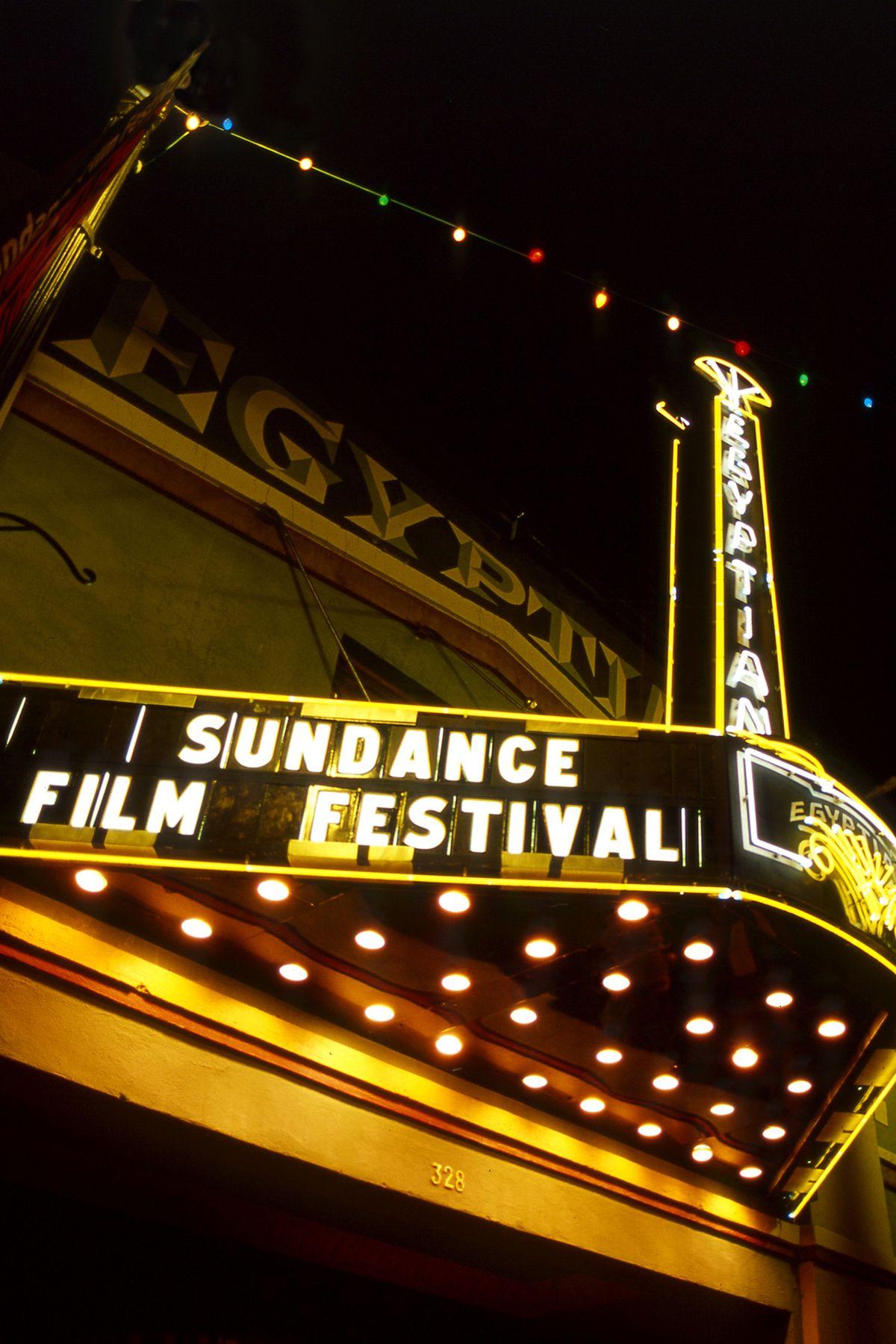 Sundance Film Festival.