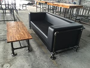 Pipe Sofa Frame DIY | Pipe Sofa 35 Super Cool Diy Sofas And Couches Page 2