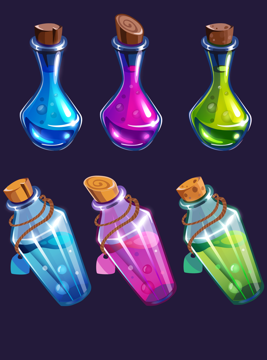 Pin By Qccc 912 On Magic Bottles Magic Bottles Game Concept Art Bottle Drawing