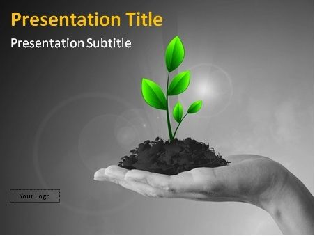 Great free powerpoint template for presentations on forestation great free powerpoint template for presentations on forestation soil conservation farming gardening botany plants sustainable development investment toneelgroepblik Image collections